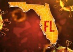 Tres condados del sur de Florida superan los 40,000 casos de coronavirus mientras continúa el aumento del estado