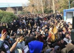 Irán condena a muerte a un periodista cuyo trabajo ayudó a inspirar las protestas económicas de 2017