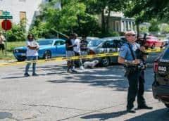 Un muerto y once heridos en un tiroteo en Minneapolis