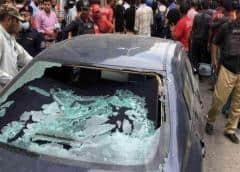 Ataque contra la Bolsa de Pakistán deja 7 muertos