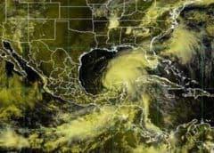 Revitalizada tormenta tropical Cristóbal avanza hacia EEUU