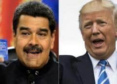 Rusia respalda una posible reunión entre Trump y Maduro