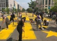 Washington se prepara para grandes protestas