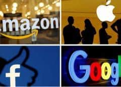 Las Big Tech testifican en el Congreso de EEUU sobre dominación digital