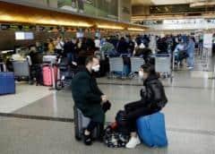 Washington DC impone medidas de cuarentena a viajeros de 27 estados de EEUU
