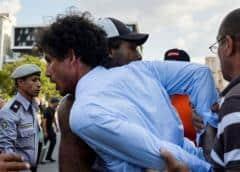 Inventario de la violencia policial en Cuba