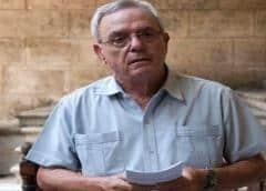 Fallece Eusebio Leal, historiador de La Habana