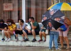 Cuba reporta tres nuevos casos de COVID-19 en otra jornada sin fallecidos