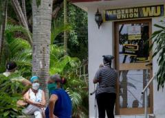 Corre que se acaba: el dilema de Western Union ante ventas en dólares en Cuba