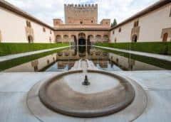 La Alhambra cumple 150 años como monumento nacional