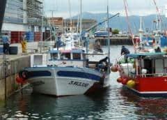 Segundo positivo en Covid en un pesquero gallego atracado en Santoña