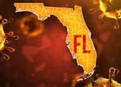 Florida reporta 8,892 nuevos casos de COVID-19 y 77 muertes