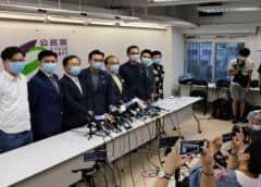 Hong Kong descalifica a 12 candidatos a próximas elecciones