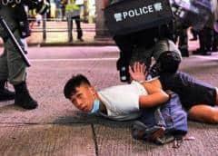 Primer acusado bajo ley seguridad de Hong Kong