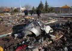 Suecia dice que Irán indemnizará a los familiares de los pasajeros del Boeing 737 abatido en enero