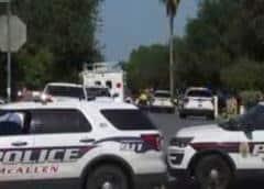 Mueren dos policías en tiroteo en McAllen, Texas
