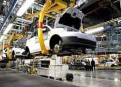 Producción y exportación de autos México moderan caída en junio