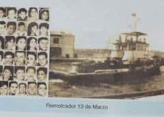 El hundimiento del remolcador 13 de Marzo, 26 años de impunidad