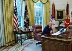Donald Trump sugiere postergar las elecciones en EEUU