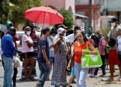 Los coleros ganan la batalla de la propaganda al régimen comunista