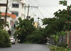 Tormenta tropical Laura impacta a Cuba por playa de Sigua (VIDEO)