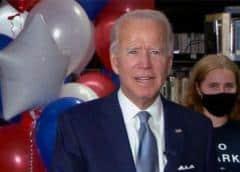 Confirmado Biden como candidato demócrata a la Casa Blanca