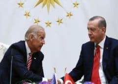 El Gobierno turco reprocha a Biden su arrogancia con Turquía