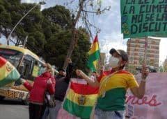 En Bolivia fracasó el diálogo para fijar la fecha de las próximas elecciones.