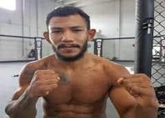 Quiero ser parte de la UFC y ganarles a todos para comprar una casa a mi familia en Brasil