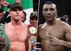 Empresario cubano de Miami cruza los dedos para ver pelea entre su boxeador y el Canelo Alvarez