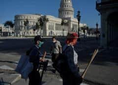 Cuba reporta 54 casos de coronavirus en el peor día en semanas