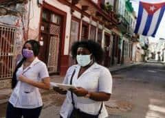 Cuba reporta otros dos fallecidos y 59 nuevos casos de COVID-19