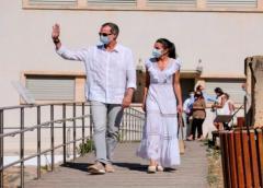 La familia real española pone fin a un verano diferente