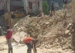 Otro derrumbe confirma el mal estado de las edificaciones en la capital cubana