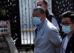 Arrestan al magnate de la prensa Jimmy Lai bajo la Ley de Seguridad