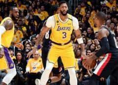 Comienzan los playoff de la NBA y LeBron James está en un serio peligro
