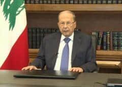 Presidente de Líbano rechaza investigación internacional sobre la explosión en Beirut