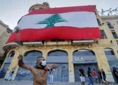 La ministra libanesa de Información renuncia tras explosión