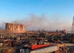 EE.UU. reconoce que todavía no se sabe el motivo de la explosión en el Líbano
