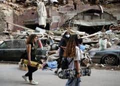 Líderes visitan Líbano, que se alista para movilizaciones