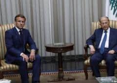 Emmanuel Macron promete ayuda internacional al Líbano en su visita a Beirut