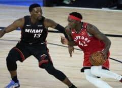 Casos y cosas del encuentro del Heat-Raptors que no deben ocurrir