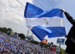 Apoyo de los Estados Unidos a un retorno a la democracia en Nicaragua
