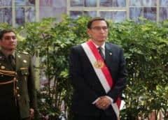 Perú: el Congreso le negó la investidura al nuevo gabinete ministerial de Vizcarra