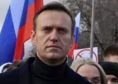 Esposa de opositor ruso Navalny pide a Putin que permita su traslado a Alemania