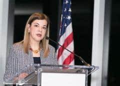Barbara Lagoa, una de las abogadas de la familia de Elián González, candidata a la Corte Suprema