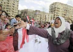 ¿Podría ser el movimiento #MeToo de Egipto el tinder para una revolución feminista?