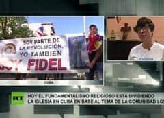 """""""No les interesa el periodismo equilibrado, sino la propaganda"""": critican a Russia Today desde sociedad civil cubana"""