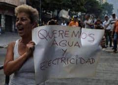 Sin gas, sin agua, sin gasolina, sin seguridad: la triste realidad de los venezolanos