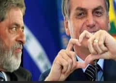 Lula dice que respaldará a cualquiera que puede derrotar a Bolsonaro en Brasil